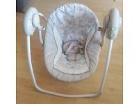 Ingenuity rocking chair