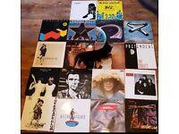 Vinyl lot mixed 80s 90s