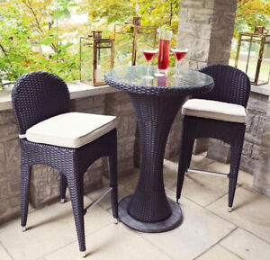 Martini Outdoor Bar Set (Brand New)
