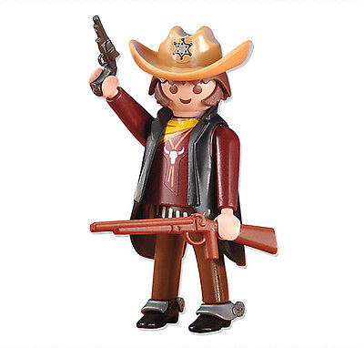 "PLAYMOBIL® Western 6279 ""Western-Sheriff"" Cowboys Banditen Marschall NEU/OVP!"