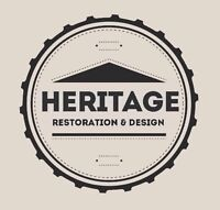 Heritage complete home renovation and restoration