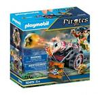 PLAYMOBIL Pirates: Piraat met kanon (70415)