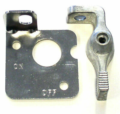 Lock Out Lever Kit For Master Disconnect- Pack Of 1