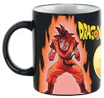 GB Eye warmtemok Dragonball Z Super Saiyan zwart/oranje 300