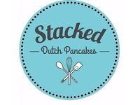 Stacked - Dutch Pancakes Mid Mall Food Kiosk, 2 Full Time/Part Time staff required - Bluewater Kent