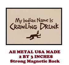 Drinking Beer Kids Africa Meme 2 by 3 Inch Metal Refrigerator Magnet SM201