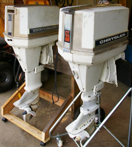 looking for Chrysler outboards