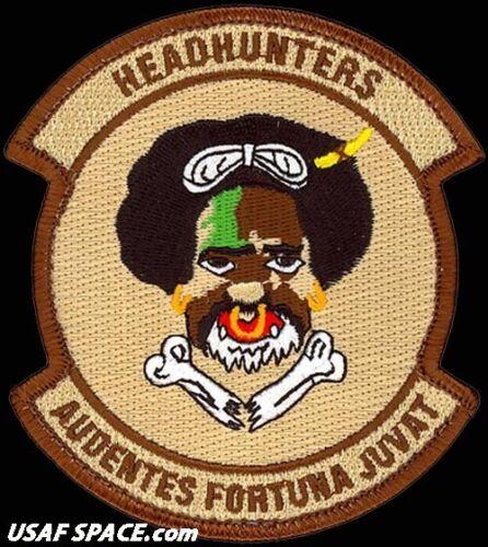 USAF 80th FIGHTER SQUADRON - F-16 - Kunsan AB - ORIGINAL VEL DESERT PATCH
