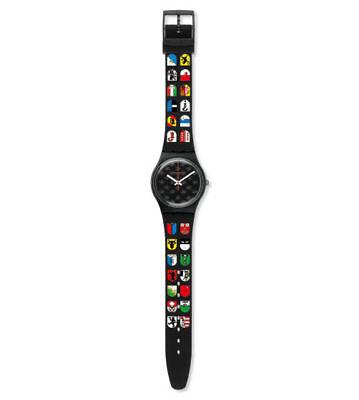 Swatch D'SCHWIZER GZ286.