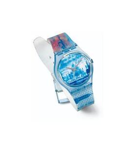 *NEUF* Swatch Travel Diary montre - *NEW* Swatch watch