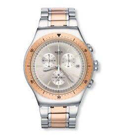 Swatch Irony So Biggar YOS452G RRP £229.99