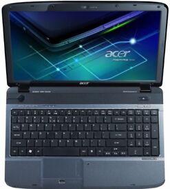Acer laptop excellent condition
