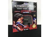 Sega Mega Drive Console - Limited Edition - Streets of Rage