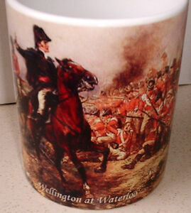 Napoleon-Napoleonic-wars-Wellington-at-the-Battle-of-WATERLOO-MUG