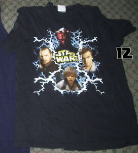Star Wars T-Shirts - $3 each