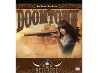 Doomtown board game