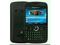 Unlocked Sony Ericsson fully working