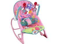 Fisher Price Rainforest Rocket Chair