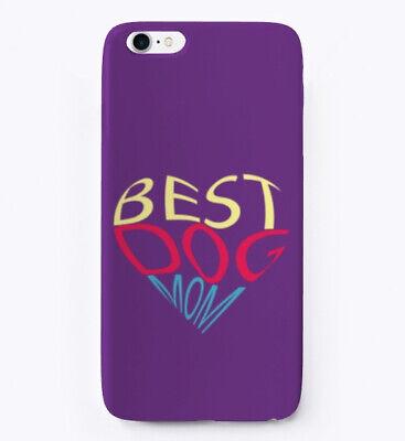 Best Dog Mom -dog Lovers Gift Phone Case