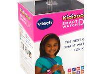 Girls Pink Vtech Smart Watch