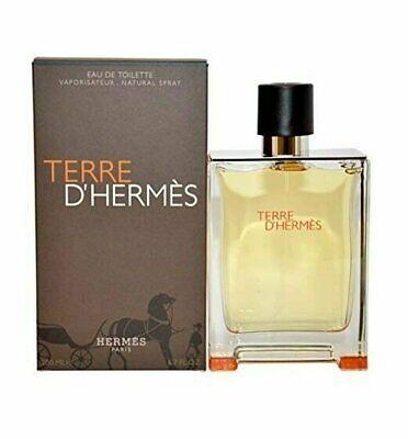 Terre D'Hermes 6.7 oz EDT spray mens cologne 200 ml NIB