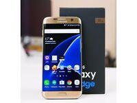 Samsung Galaxy S7 Edge Brand New