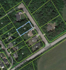 Build your Dream Home on Private Lot