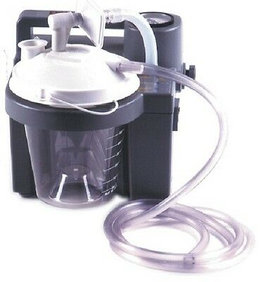 New Devilbiss 7305d-d Vacuaide Portable Suction Pump