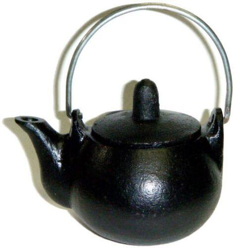 TEAPOT PLAIN Cauldron Incense Burner Charcoal Censer FREE PRIORITY SHIPPING