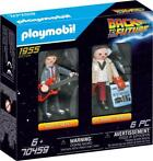 PLAYMOBIL Back to the Future: DuoPack (70459) junior PC 6