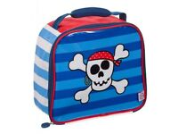 Skull and Crossbones Lunch Bag - Get ready for summer picnics or back to school in September