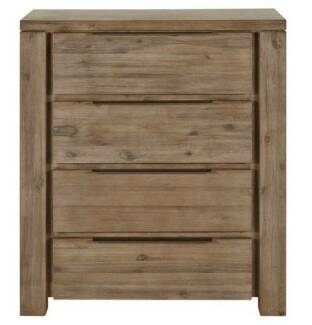 NEW STYLISH 4 DRAWER TALLBOY Liverpool Liverpool Area Preview
