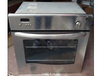 NEWWORLD VISION 600mm INSERT GAS OVEN MODEL No 200502074 CAN DELIVER