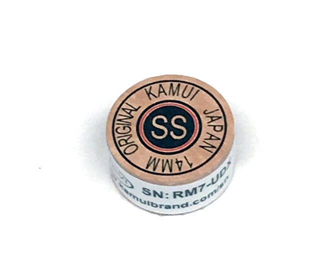 1 Kamui Original BROWN (SUPER SOFT = SS) Tip - New Red Ring