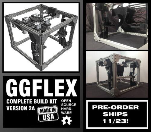 Ghost Gunner FLEX Complete Kit, Ver. 2A - Open Source, DIY CNC