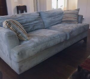Couch and love seats for sale