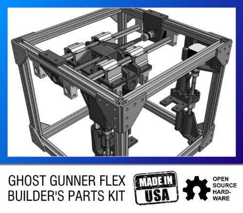 Ghost Gunner FLEX Builders