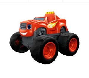 Blaze and the monster machines - Transforming Fire Truck Blaze