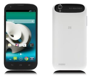 """ZTE Grand X (Z933) Unlocked Android 5.0"""" HD Cell Phone"""