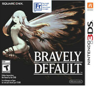 Bravely Default 3DS - Aubaine !!