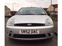 Ford Fiesta Zetec for sale