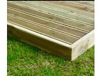 Looking for used decking boards please