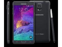 Samsung note 4 black edition