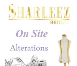 SHARLEEZ BRIDAl ALTERATIONS