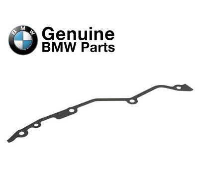 (For BMW E36 323i 328i Timing Cover Gasket Pass. Right Lower Genuine 11141740843)