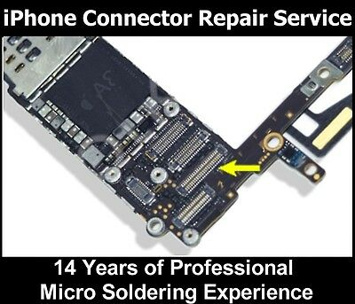 IPHONE 6 & 6+ DIGITIZER Glass Touch FPC CONNECTOR repair REPLACEMENT service