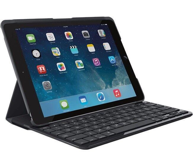 Logitech Canvas Keyboard Case für iPad Air 2 (A1566/1567) Tastatur 07267 Nordic