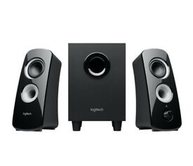 Logitech speaker with subwoofer Z323 2.1