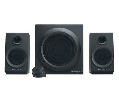 Logitech Z333 Lautsprechersystem mit Subwoofer Logitech Z333 2.1 Multimedia Sch. ()