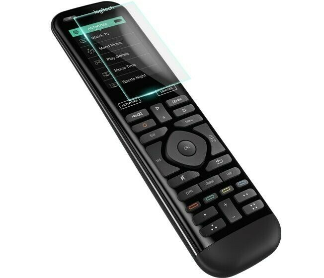 Crystal Clear Screen Protector for Logitech Harmony 950 Remote MP3